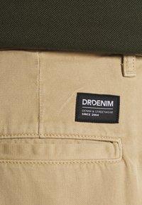 Dr.Denim - JAY PANT - Jeans straight leg - sand - 5