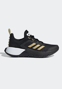 adidas Performance - Stabilty running shoes - black - 5