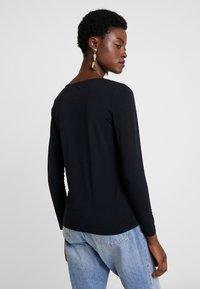 Esprit - CORE  - Maglietta a manica lunga - black - 2