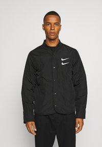 Nike Sportswear - Allvädersjacka - black/white - 0
