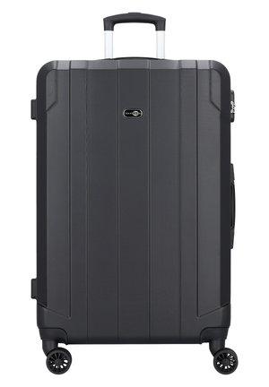 DOPPELROLLEN - Wheeled suitcase - schwarz