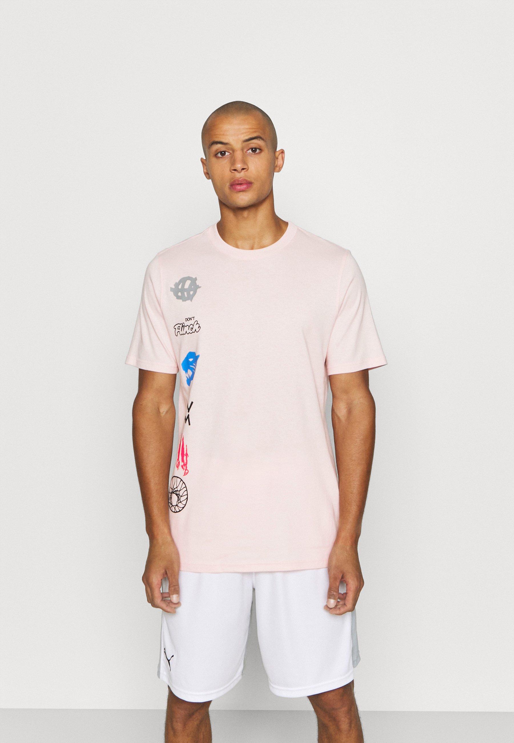Herren QUALIFIER TEE - T-Shirt print