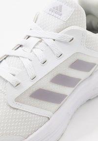adidas Performance - GALAXY 5 - Neutral running shoes - footwear white/grey/core black - 5