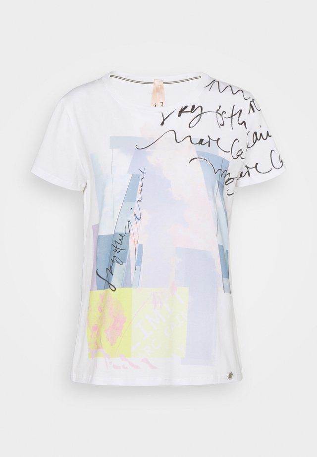 T-shirt imprimé - water