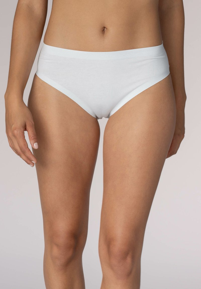 mey - AMERICAN PANTS SERIE NATURAL SECOND ME - Briefs - weiss