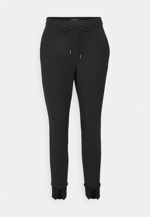 SLOUCHY JOGGER - Tracksuit bottoms - black