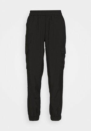 ONLMISTY LONG PANT  - Pantalones - black