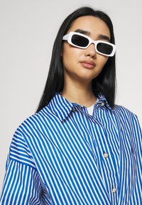 River Island - DAYNA ADJUST DRESS - Shirt dress - blue - 4