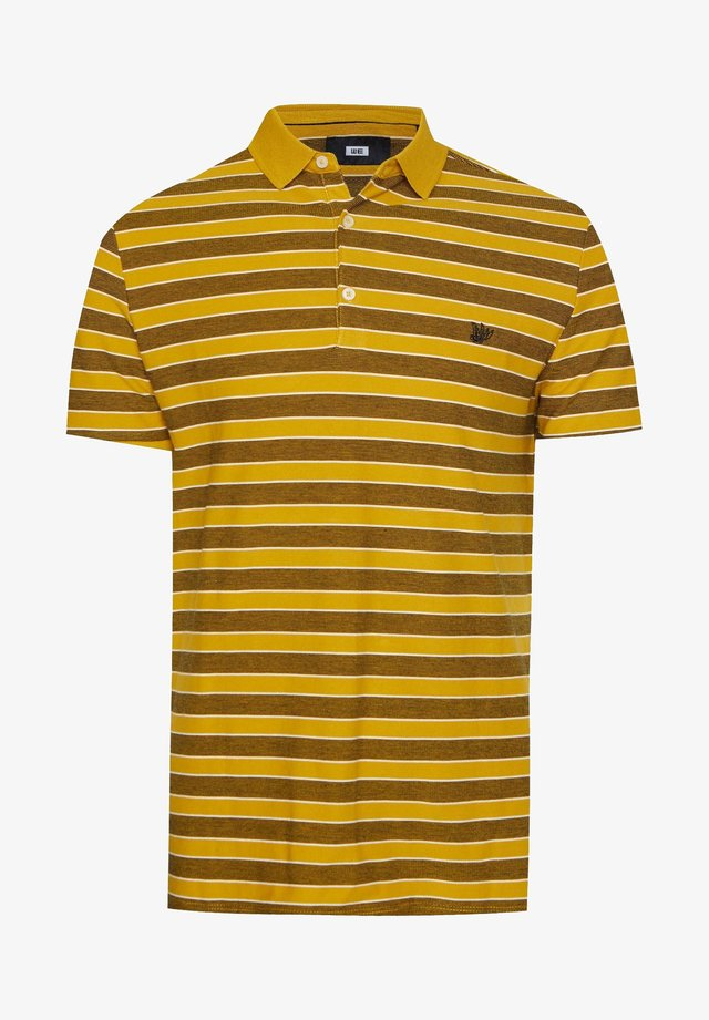 Polo - mustard yellow