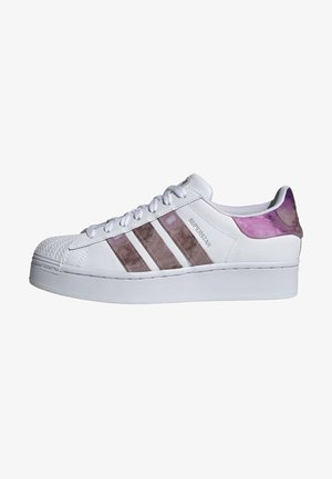 SUPERSTAR BOLD W - Sneakers - white