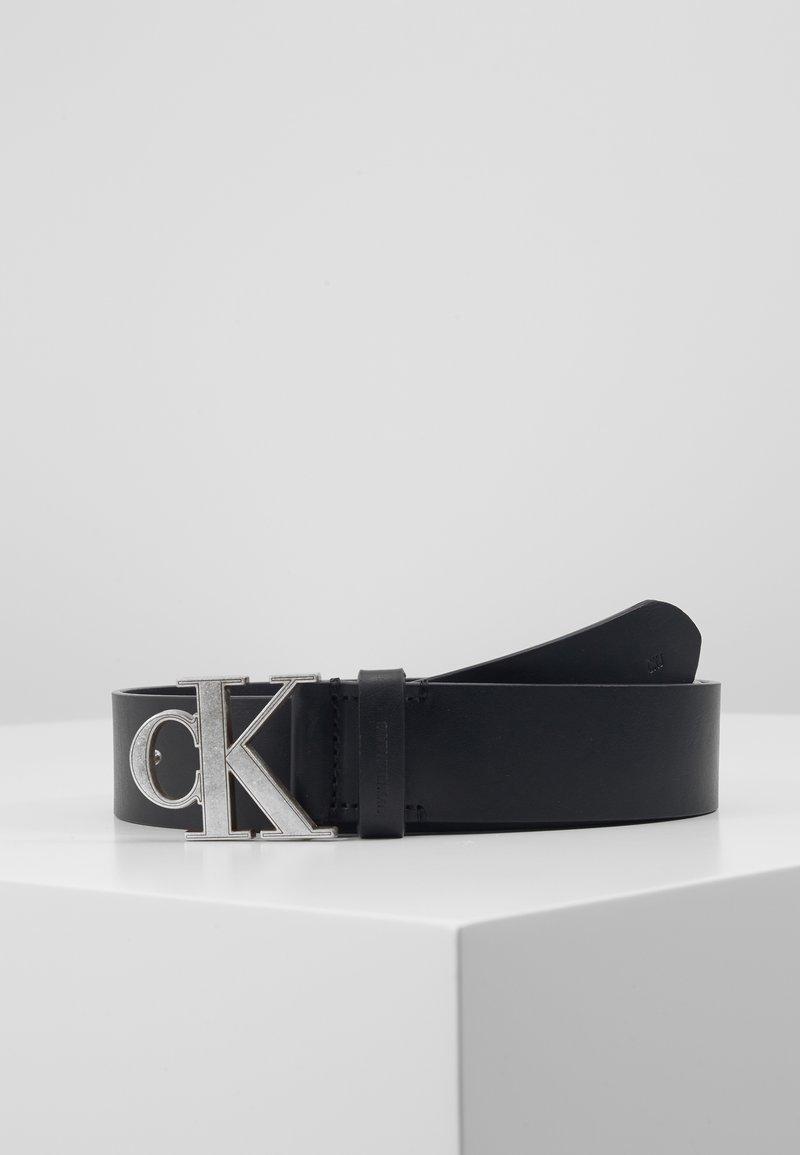 Calvin Klein Jeans - MONO HARDWARE - Belt - black