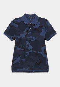 Polo Ralph Lauren - CUSTOM - Poloshirts - blue - 0