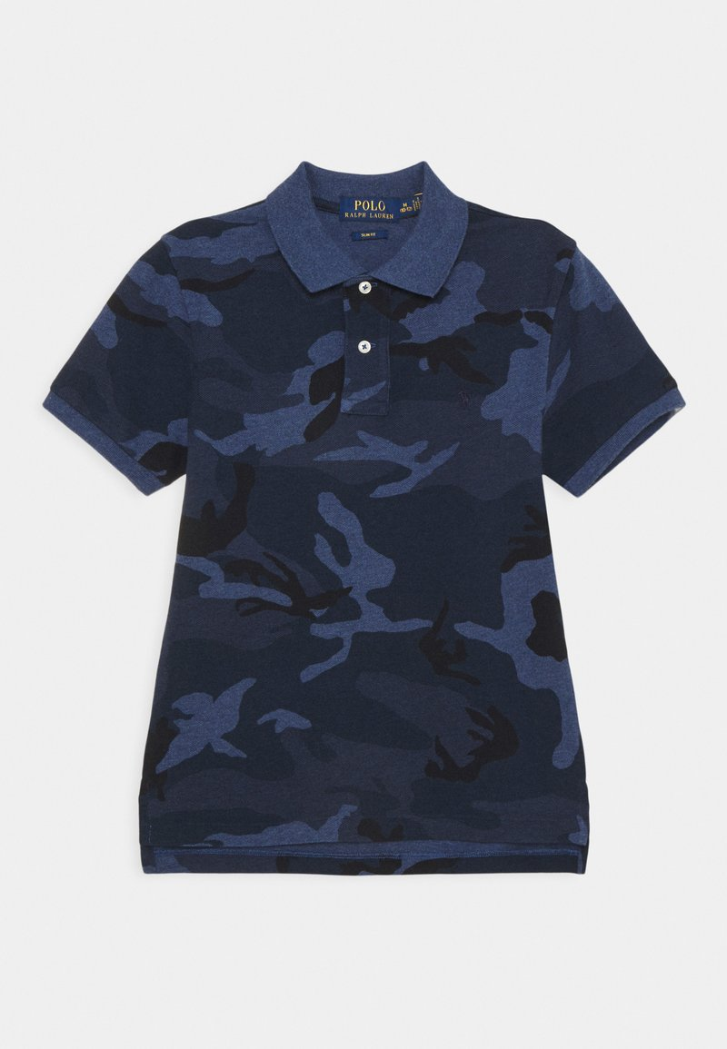 Polo Ralph Lauren - CUSTOM - Poloshirts - blue