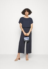 HUGO - HALASA - Kalhoty - dark blue - 1