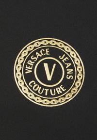 Versace Jeans Couture - POPELINE STRETCH - Shirt - nero - 8