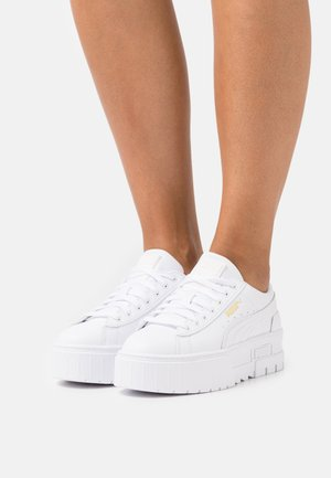 MAYZE CLASSIC - Sneakers basse - white