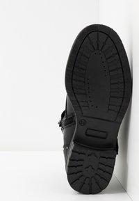 Vingino - MICHELE - Cowboy/biker ankle boot - black - 5