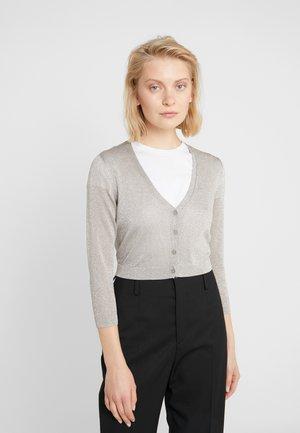 Cardigan - light grey/light