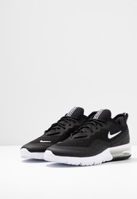 Nike Sportswear - AIR MAX SEQUENT 4.5 - Trainers - black/white - 4