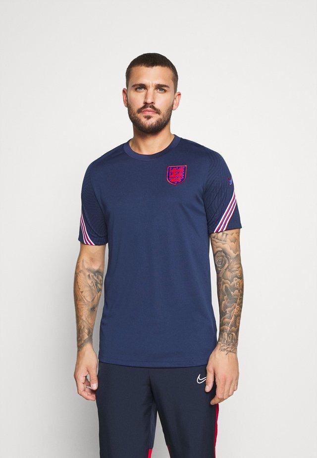 ENGLAND - Club wear - midnight navy/challenge red