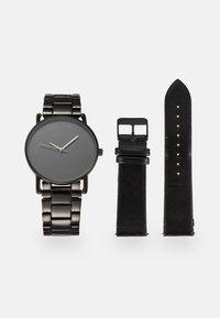 Pier One - SET - Watch - black - 0