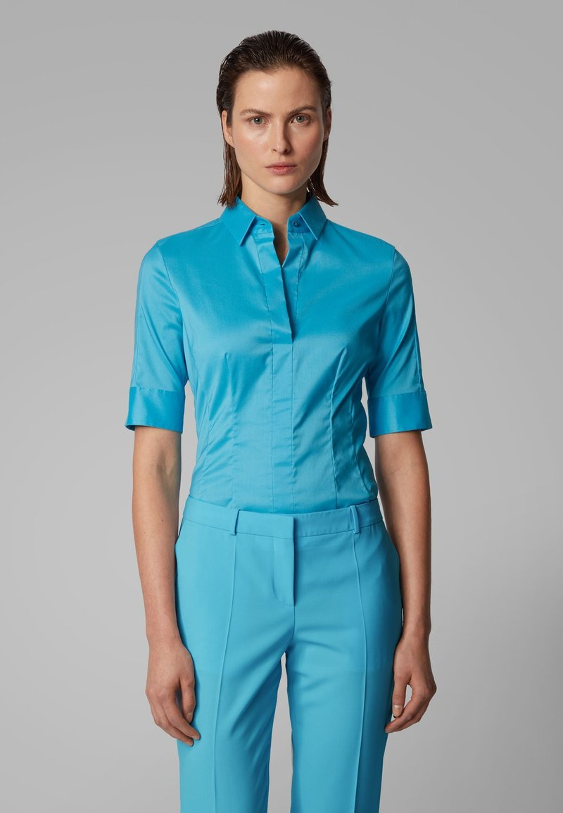 BOSS - BASHINI2 - Blouse - blue