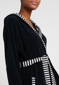 Vossen - JUNO - Dressing gown - schwarz - 5