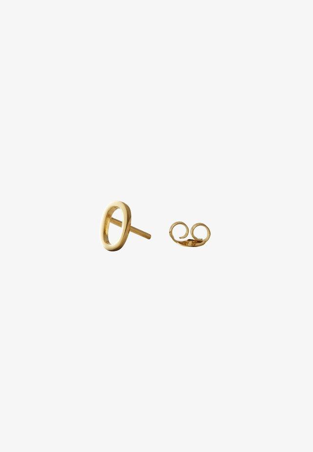 Oorbellen - gold