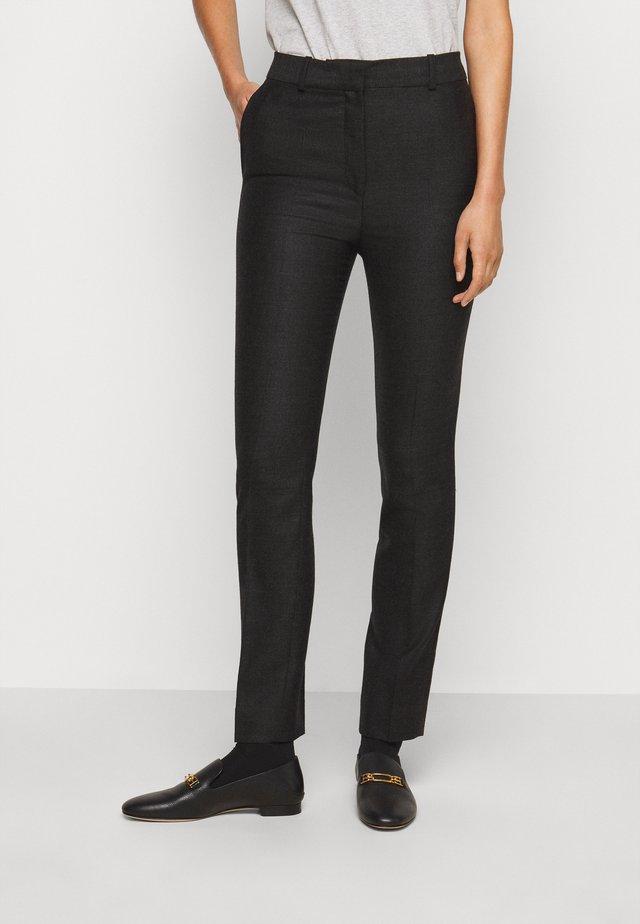 DRAINPIPE TROUSER - Pantalon classique - grey melange