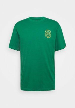 SORA - Print T-shirt - verdant green