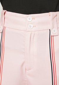 Mossman - THE NATURAL PANT - Kalhoty - pink - 5