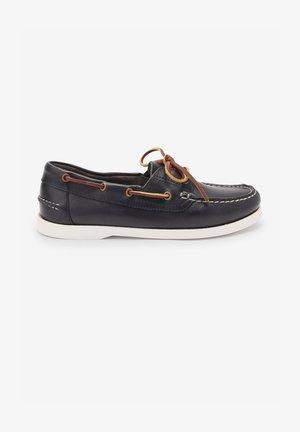 Chaussures bateau - dark blue