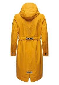 Navahoo - JOSINAA - Parka - amber yellow - 2