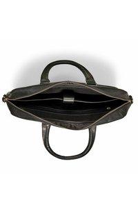 Howard London - CARTER - Taška na laptop - black - 3