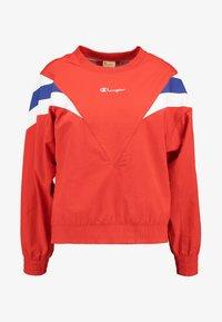 Champion Reverse Weave - CREWNECK - Blouse - red - 4