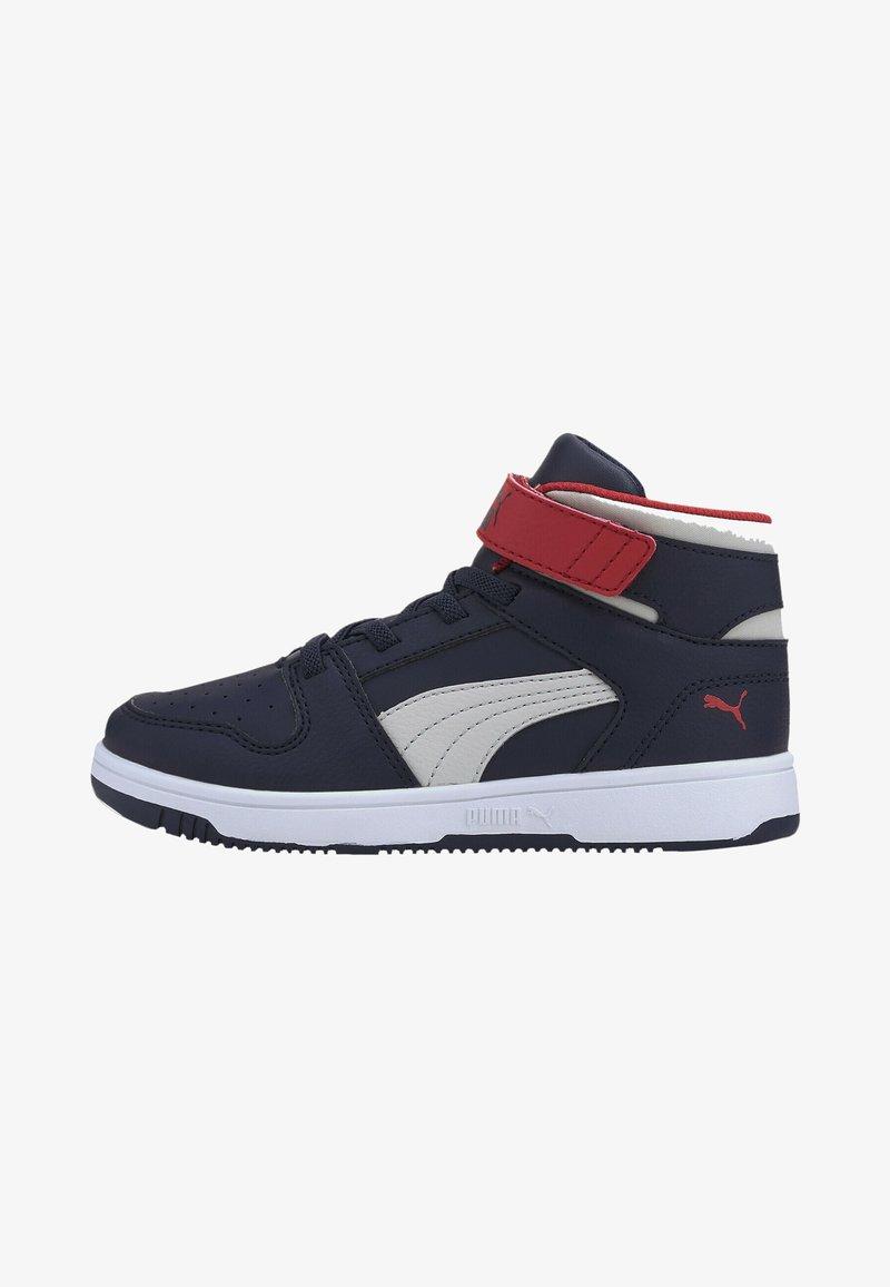 Puma - Chaussures de skate - peacoat gray violet h r red