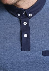 Pier One - Polo - blue melange - 3