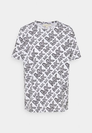 QIXI CLASSIC - Print T-shirt - black