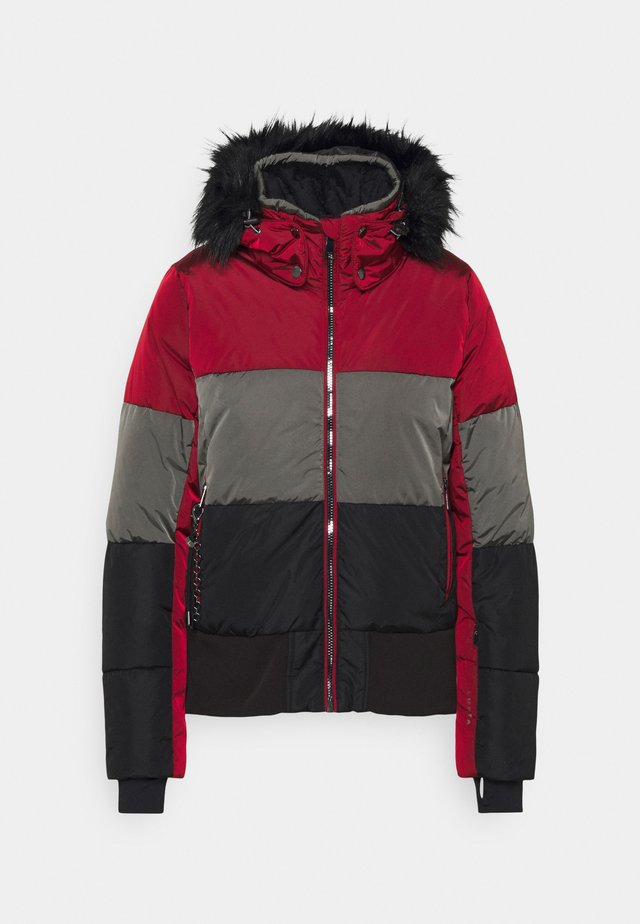 EKHOLM - Ski jas - classic red