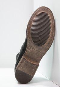 Pier One - Kotníková obuv - black - 5