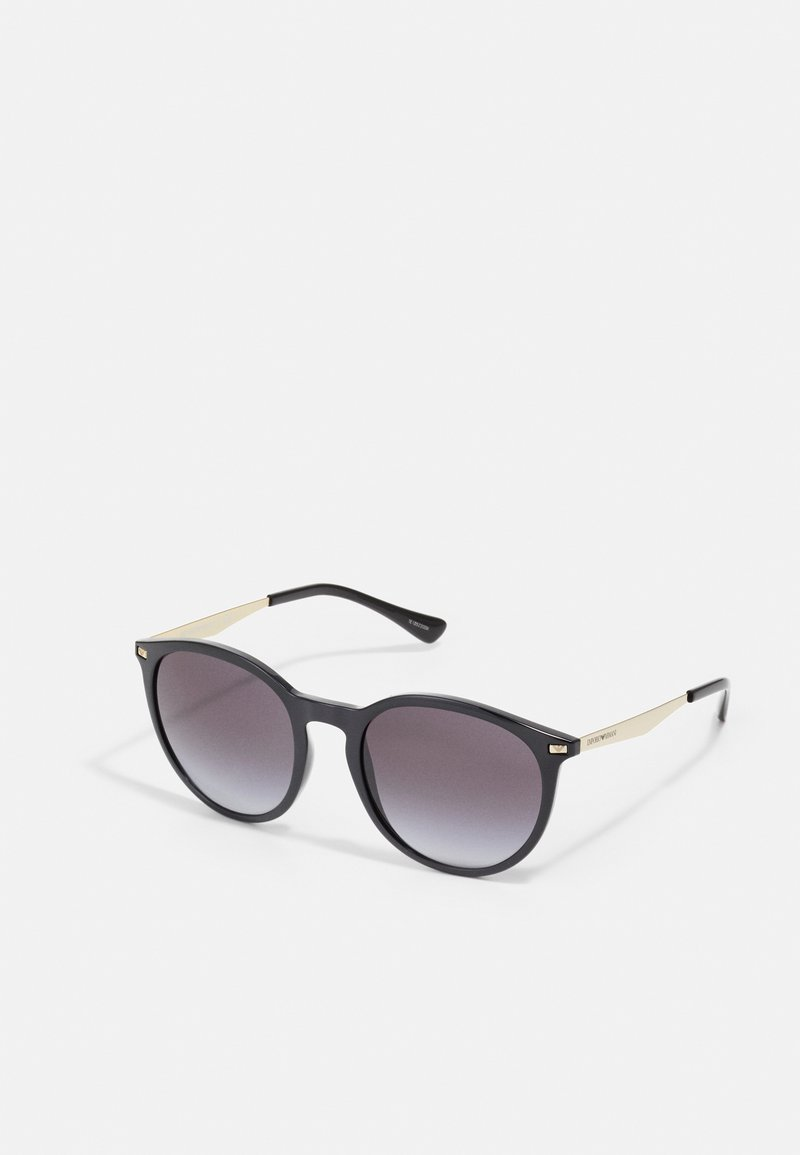 Emporio Armani - MODERN - Okulary przeciwsłoneczne - black