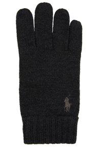Polo Ralph Lauren - GLOVES - Rukavice - dark granite heather - 2
