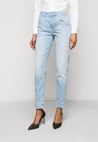 DRYKORN - LIKE - Straight leg jeans - blau - 0