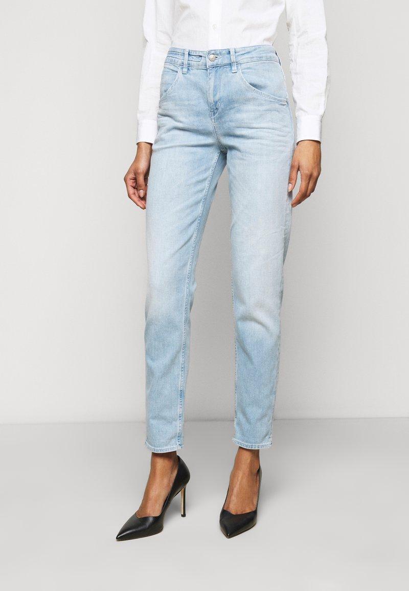 DRYKORN - LIKE - Straight leg jeans - blau