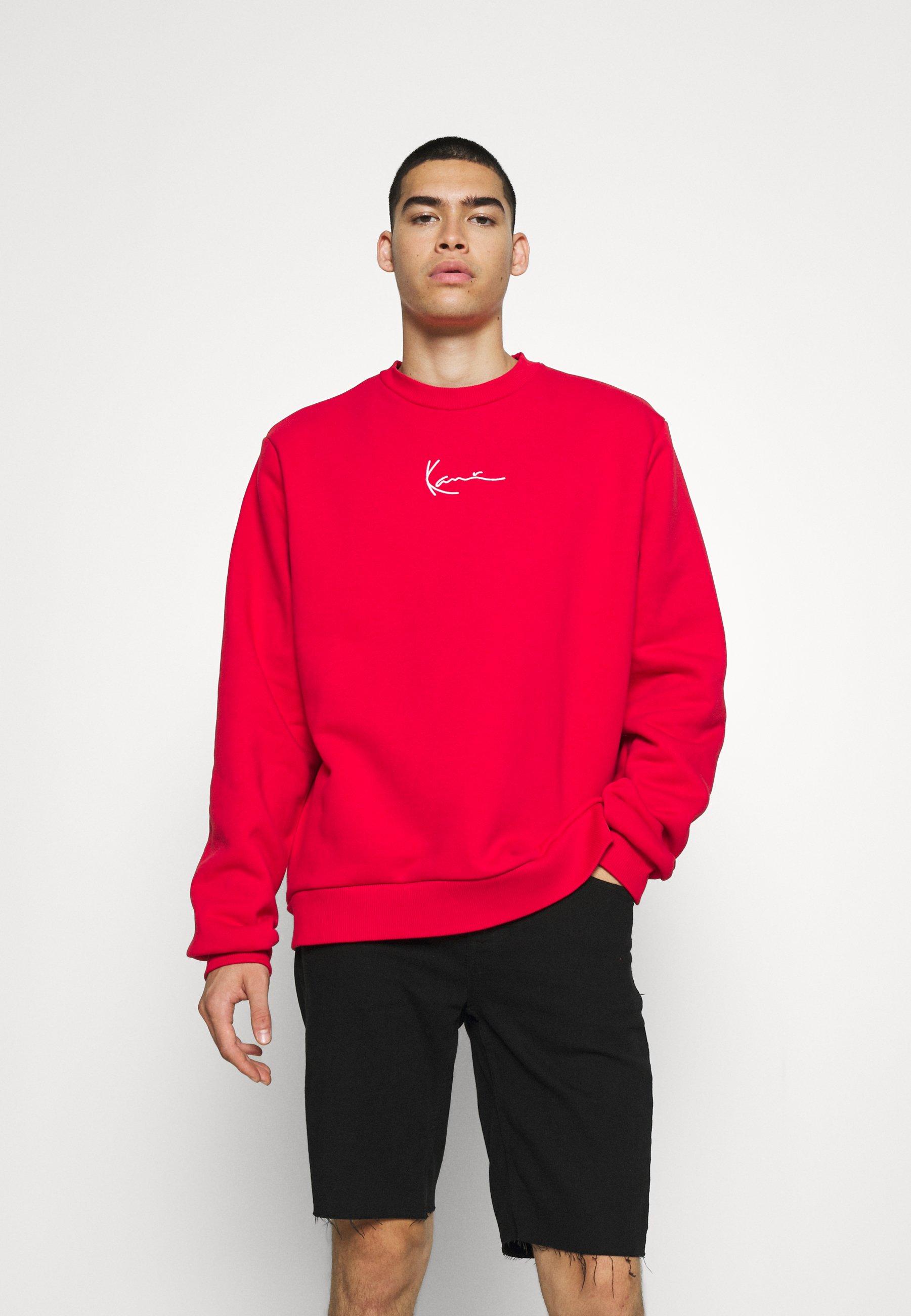 Women UNISEX SMALL SIGNATURE CREW - Zip-up sweatshirt