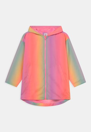 GIRL RAIN - Impermeable - rainbow