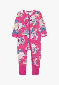 Bonds - ZIP WONDERSUIT BABY - Jumpsuit - pink/light pink - 2