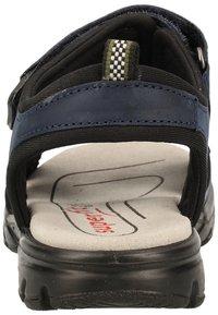 Superfit - Walking sandals - blue/black - 3
