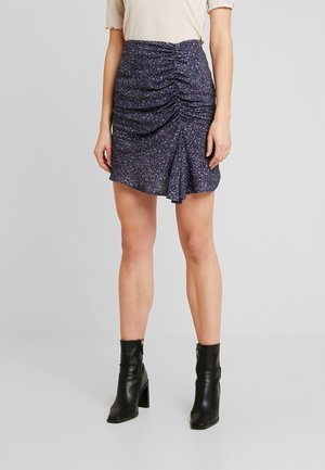 MIRNA - Pencil skirt - dark blue