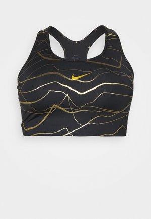 ICNCLSH - Sports bra - black